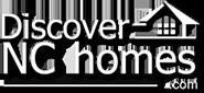 Discover NC Homes Logo
