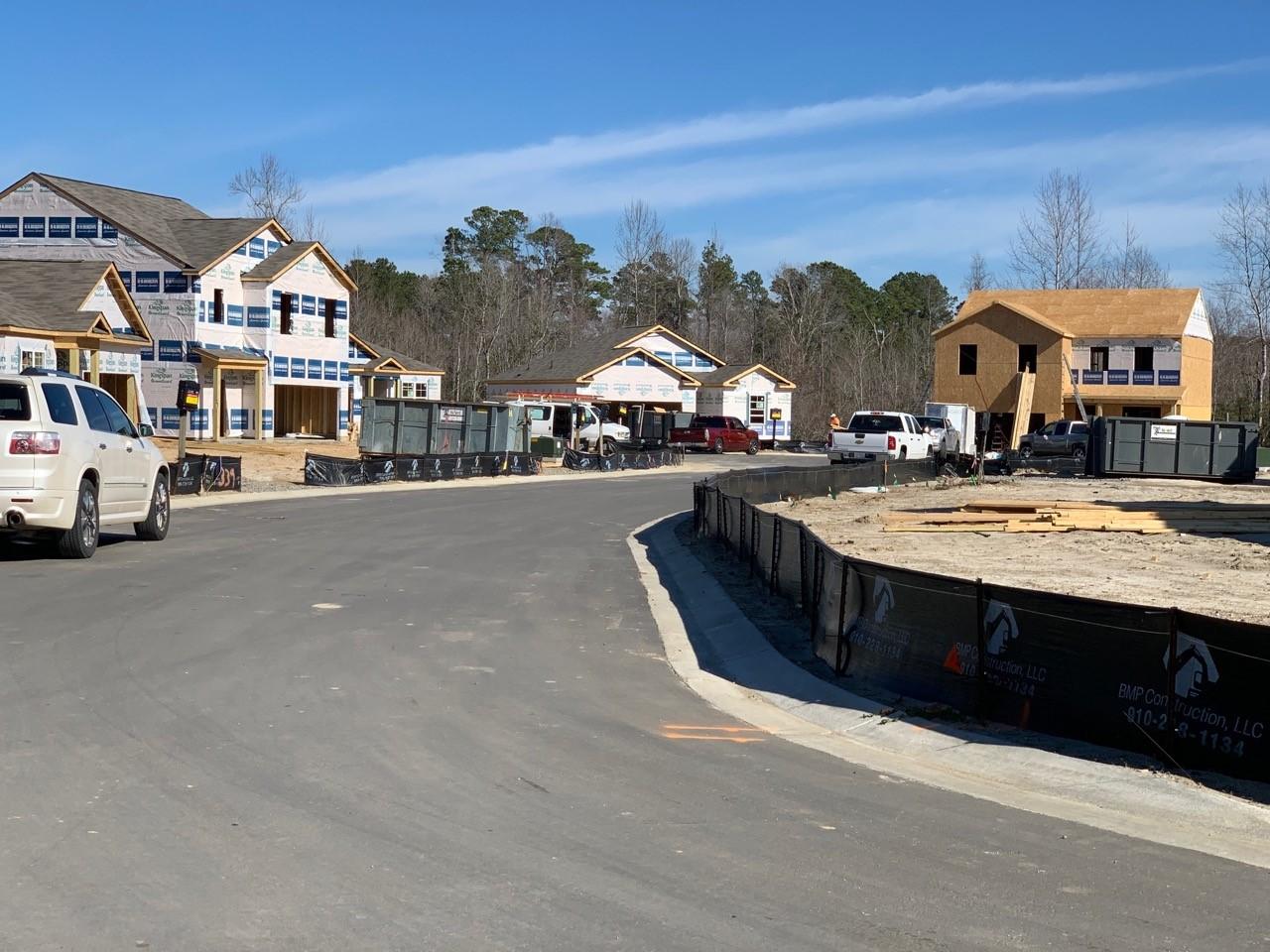 Avalon New Houses