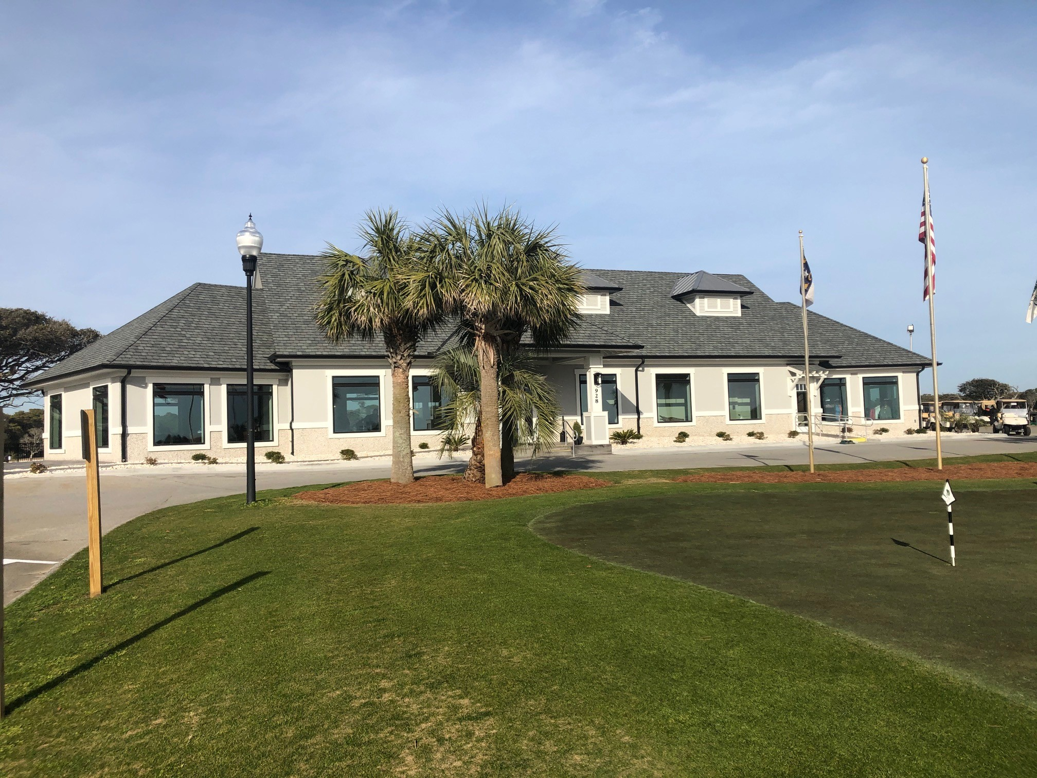 Oak Island and Caswell Beach Clubhouse 5