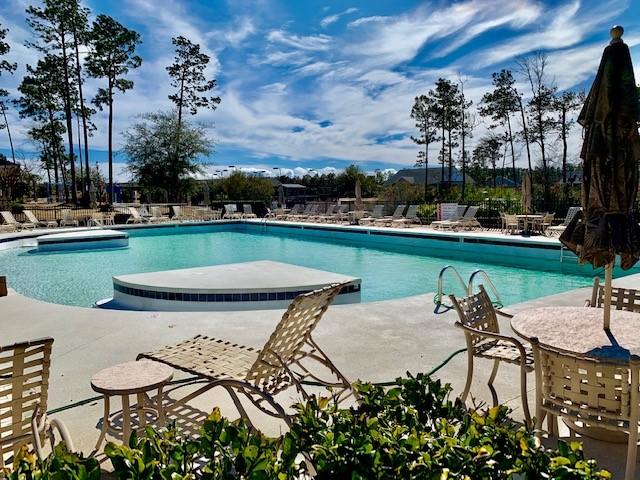 Palmetto Creek Pool