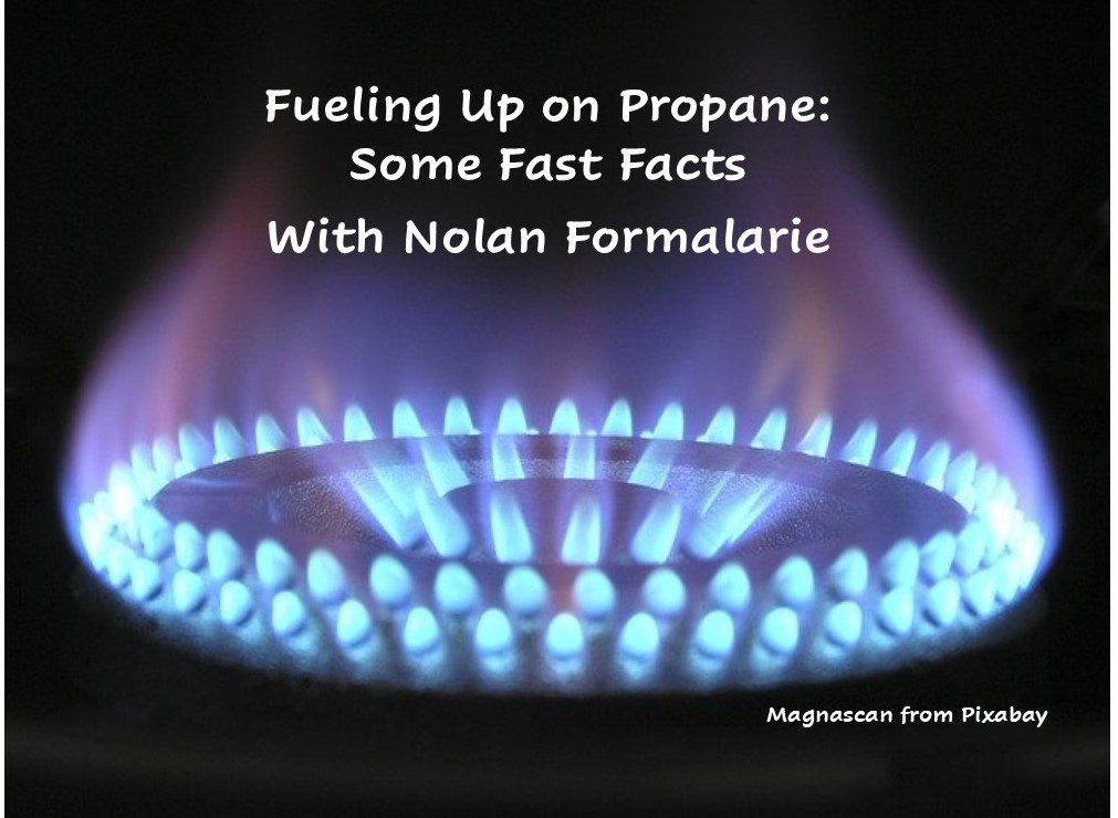 Propane gas facts when selling a home