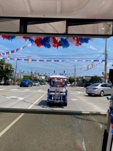 Golf Cart Parade 4