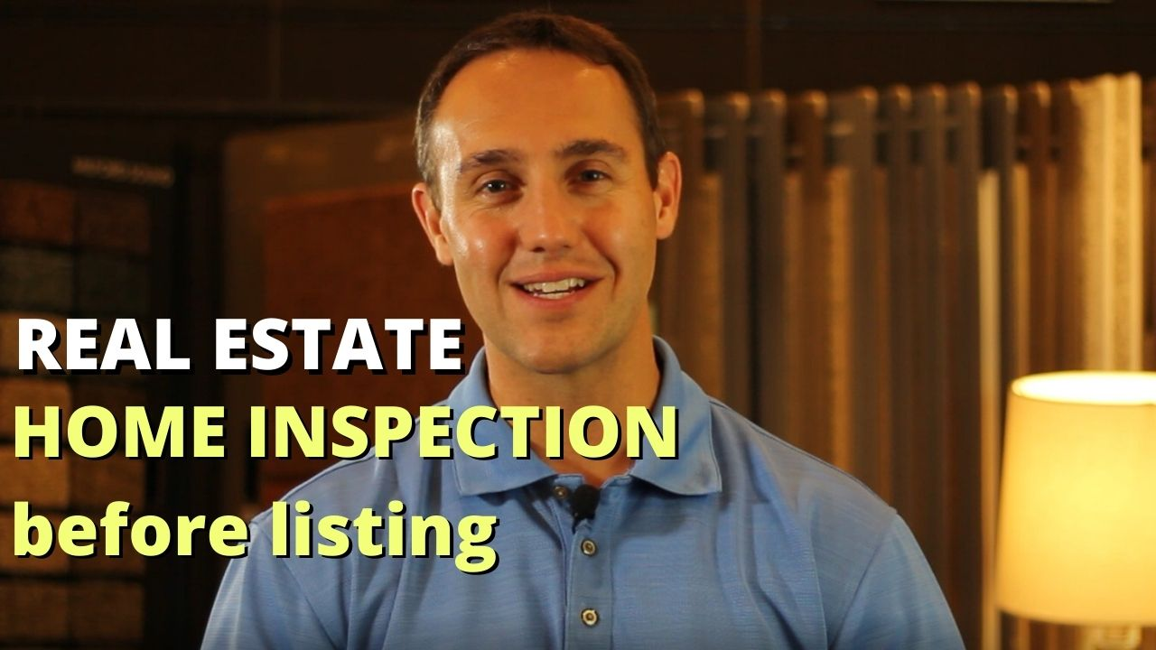 Nolan Formalarie - Home inspection before listing