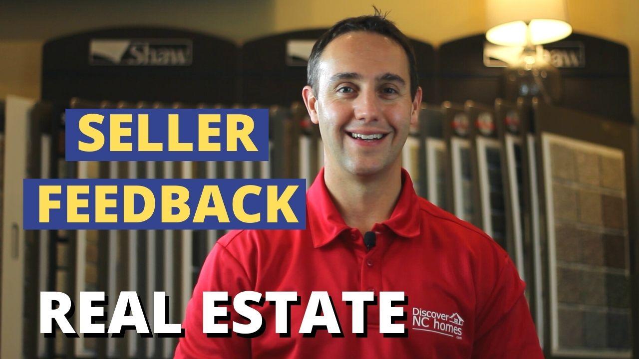Seller Feedback - Nolan Formalarie | Discover NC Homes