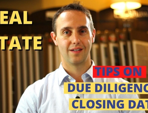Tips on Closing and Due Diligence Dates