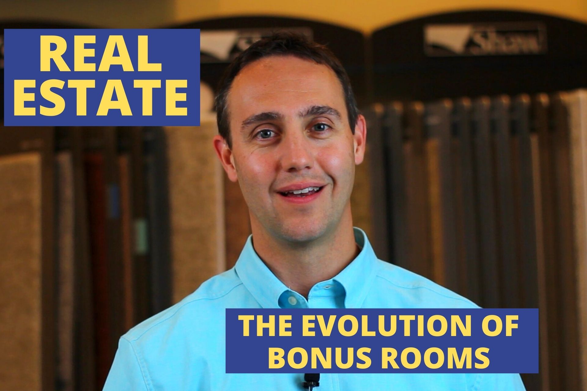 The evolution of bonus rooms