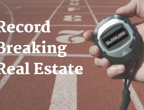 Record Breaking Real Estate