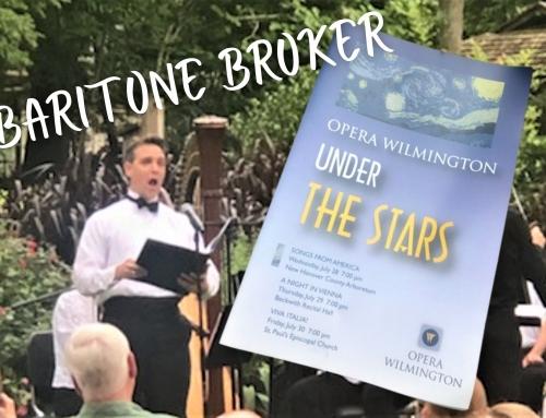 Our Beloved Baritone Broker