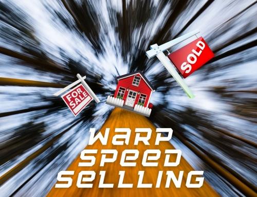 Warp Speed Selling