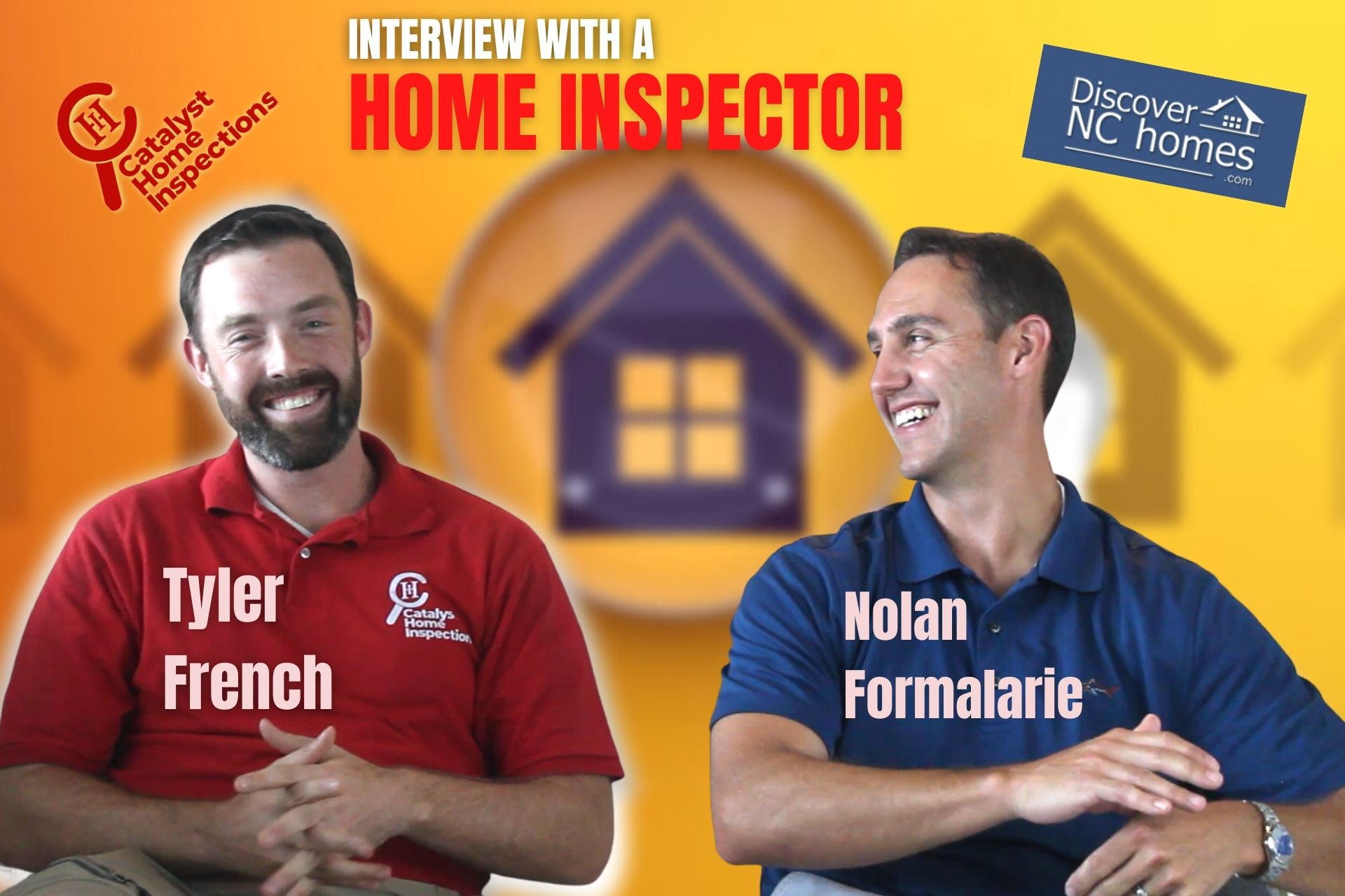 Interview with Tyler French Home Inspector - How to turn Off Water and Power
