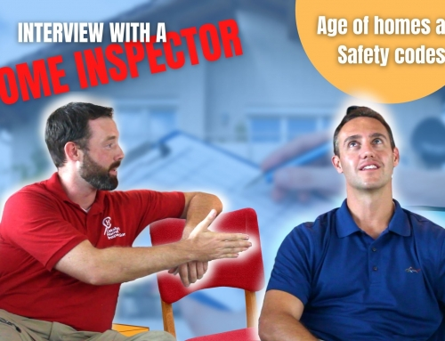 The Age of Homes and Safety Codes with Home Inspector Tyler French