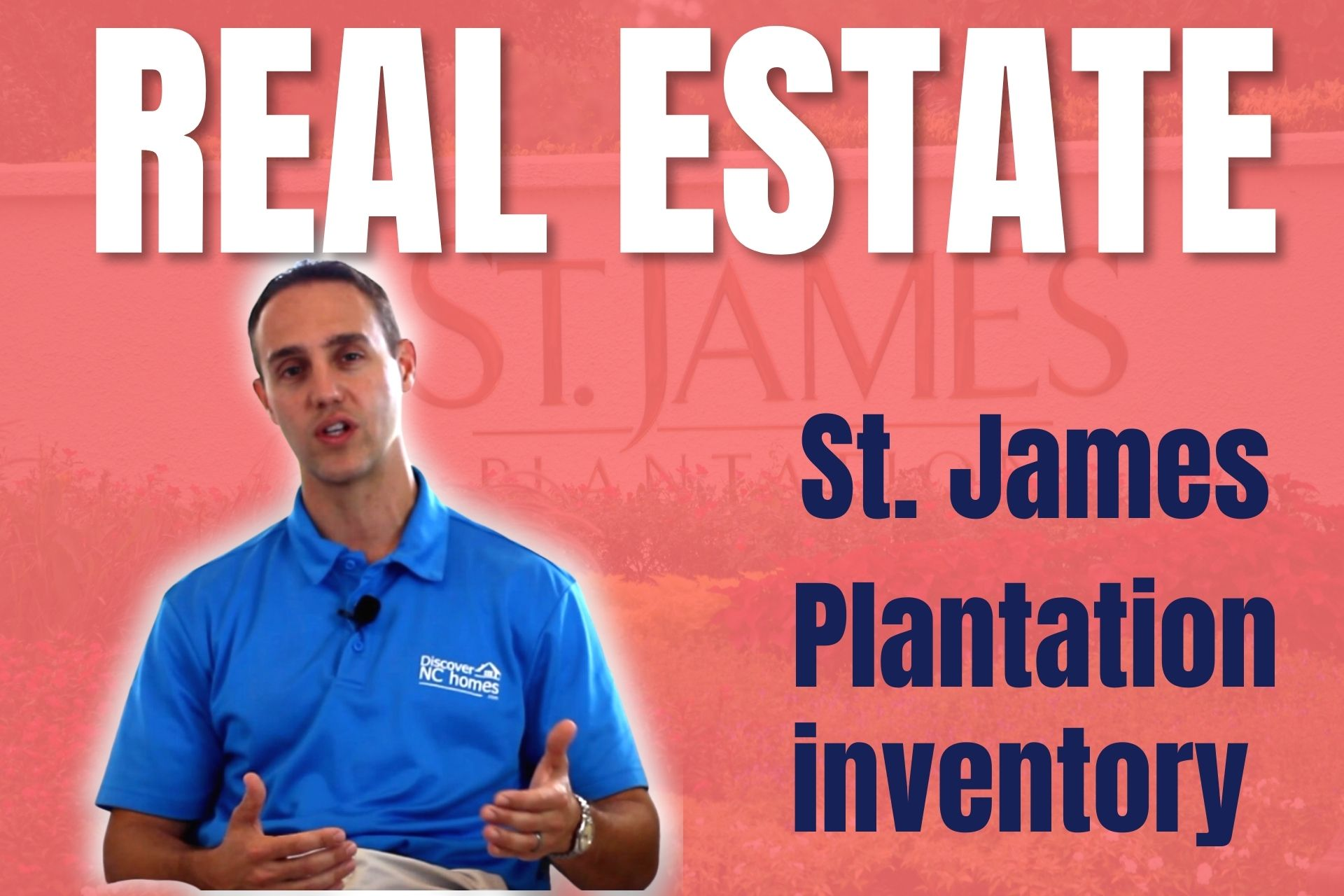 Increase in St James Inventory